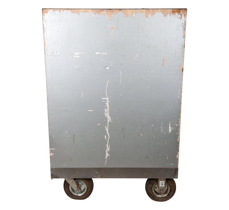 Portable Water Cart (rear)