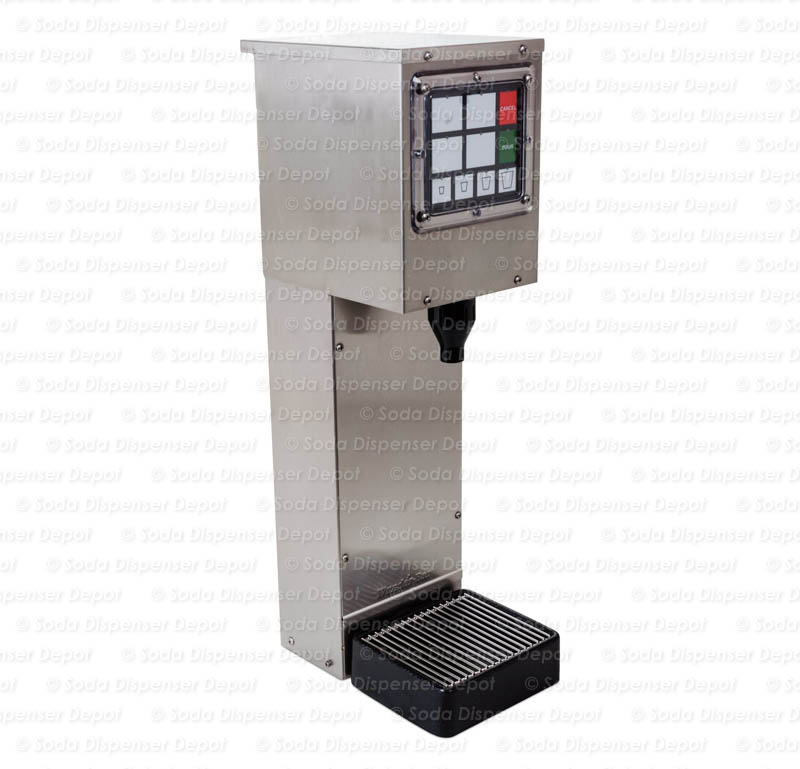 4-Flavor Wunder-Bar Tower Soda Fountain System
